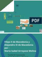 Unidad 4 Filipo de Macedonia y Alejandro Magno - María Isabel Arroyave