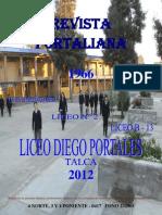 Revista Liceo Diego Portales