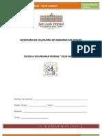 Cuadernillo laboratorio - Química