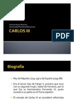 Unidad 2 Carlos III - Ximena Hoyos Ramírez