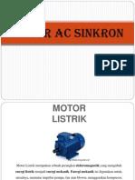 Motor AC Sinkron.ppt