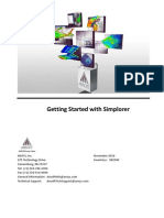 Simplorer v9 user manual
