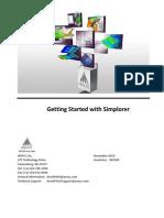 Simplorer v9 user manual