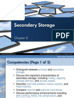 Chapter08 Secondary Storage