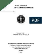 Modul Praktikum Biokimia Dan Analisis Pangan