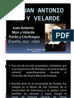 Unidad 2 Juan Antonio Mon y Velarde - Santiago Castañeda Gómez