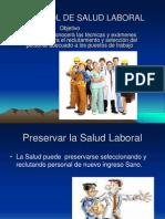 Control de Salud Laboral-unidad 2