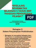 Bhg 5 Pengurusan Perkhidmatan