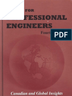 Law for Professional Engineers, 4th Ed