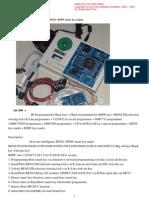 benz/bmw smart key maker AK400 Manual