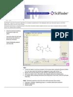Scifinder Structure