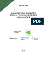 3 Kajian Kerentanan Kota Bandar Lampung1