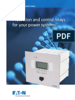 EATON Protection and Control Relays