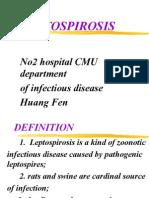 leptospirosisl