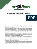 Anonimo - Mitos de America Central
