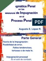 Medios de Impugnacon Guatemala Lic. Eleazar Lopez