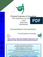 Primanet Engineers & Consultants