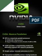 Презентация CUDA