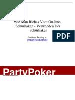 - Wie Man Riches Vom on-Line-Schürhaken - Verwenden Der _Schürhaken