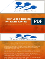 Nationen KoTyler Group International Relations Review