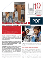 Islamic Relief SA Newsletter - March 2013