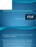 Technological Nationalism