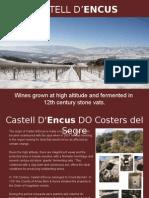 Castell Dencus 2012
