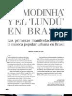 La Modinha y el Lundú en Brasil - Castellano.pdf