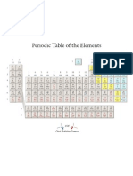 Bishop Periodic Table