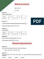 1BCT-Ejercicios de Trigonometria
