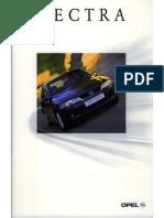 Opel Vectra B Prospekt