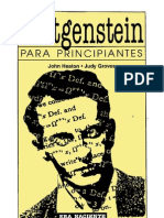 Wittgenstein Para Principiantes.