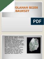 PTM - Bauksit