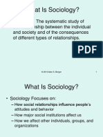 101212703 Developing a Sociological Perspective and Imagination