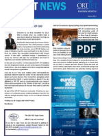 ort jet newsletter march 2013