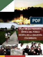Plan de Salvaguarda Kichwa