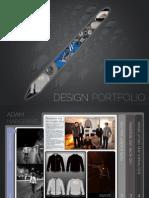 Adam Hargrave Design Portfolio