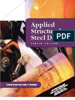 Applied Structural Steel Design - By L Spiegel