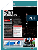 Active Recovery Plan