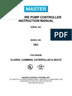 Diesel Engine Controller 업체자료