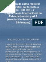 Bibliografia ISO