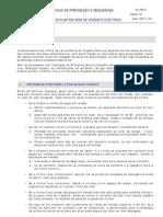 FPS 31 - Como Actuar em Caso de Acidente Eléctrico Ed02