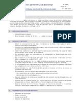 FPS 36 - Interferência com Redes Telefónicas ou Cabo Ed02