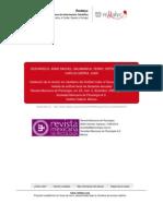 Revista Mexicana de Psicologia