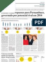 Dilma Reduz Repasses Para Pernambuco