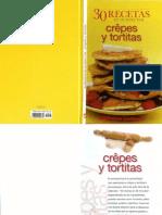 30 Recetas en 30 Minutos - Crepes y Tortitas - Biblioteca Lecturas