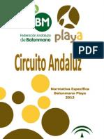 Circuito Andaluz Bm Playa 2012