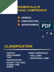 Fundamentals of Compressor