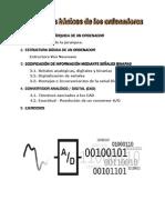 Tema 1. Conceptos Basicos de Los Ordenadores