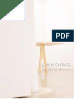 """""""Landing"""" de Antonio Barea"""